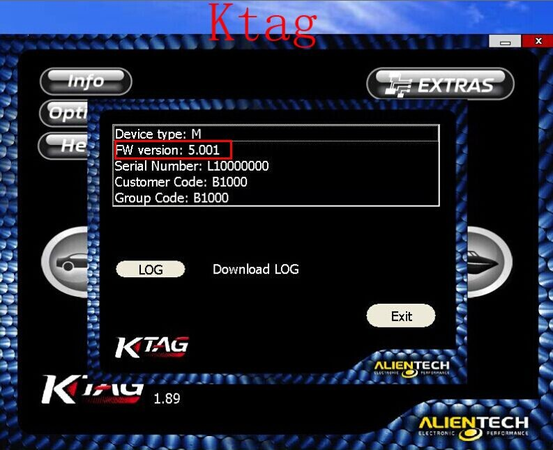 Free KESS V2 K-TAG K-suite ECU V1 89, V2 06, V2 08, V2 10 software