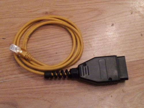 ENET (Ethernet to OBD) Interface Cable for BMW E-SYS