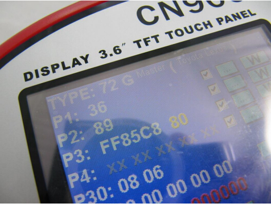 CN900-read-Toyota-G-chip-2