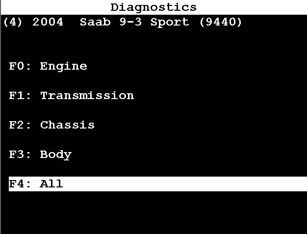Program 2004 Saab 9-3 keys with gm tech 2