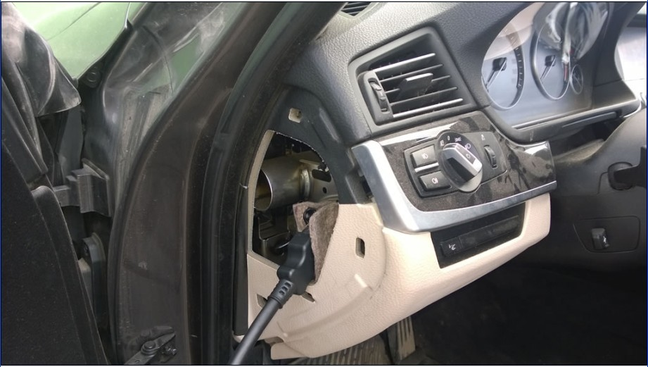 BMW ICOM A2 Connection