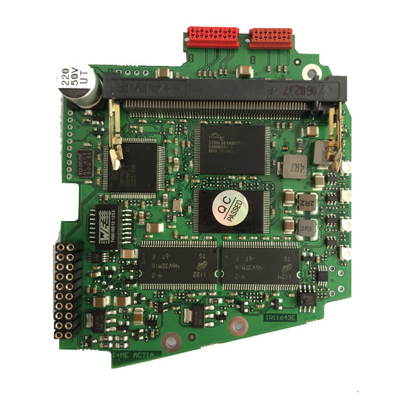 ICOM A1 and ICOM A2 firmware PCB board