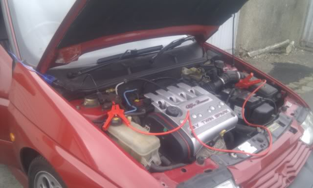 VAG KKL 409 cable and Alfa Romeo 145