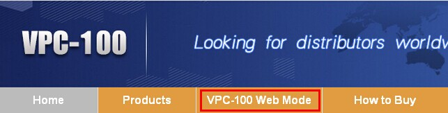 VPC100 Pin code Calculator