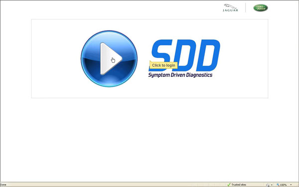 How to clear DTC for Jaguar LandRover with SDD running at