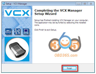 install AllScanner VCX-Plus software