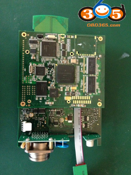 MB SD connect Compact 4 PCB Board