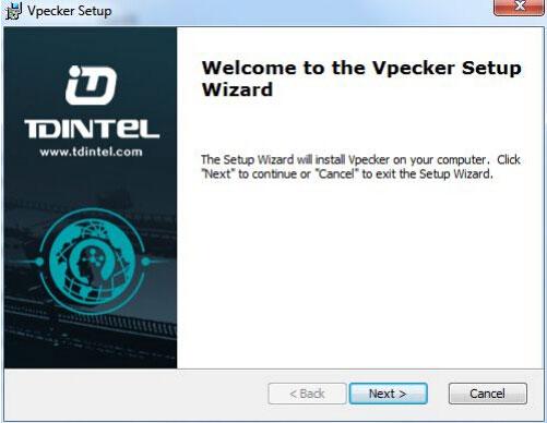 install VPECKER Easydiag WIFI OBDII software