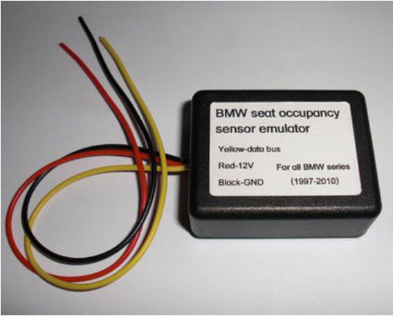 BMW Seat Occupancy Sensor emulator