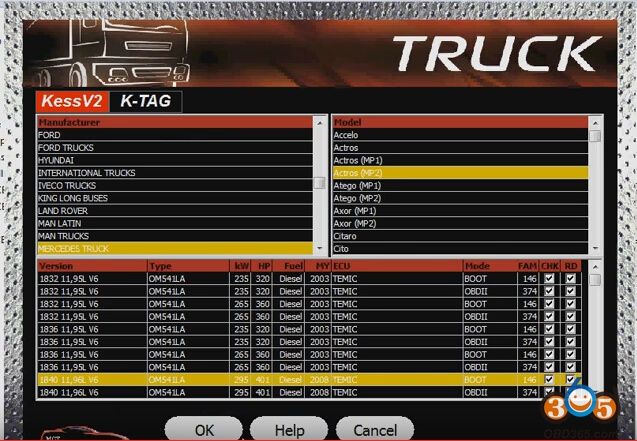 mercedes temic ecu boot mode wiring to kess v2 truck master rh blog obdii365 com Mercedes- Benz Axor mercedes atego abs wiring diagram