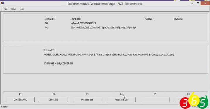 BMW CIC Retrofit Coding using NCS Expert | OBDII365 com Official Blog