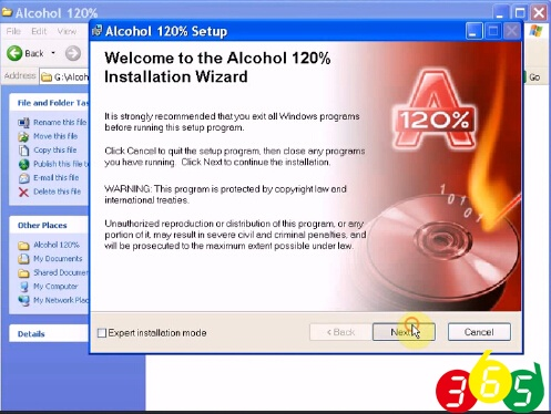 install-OnDemand-v5.8.2-on-XP-1