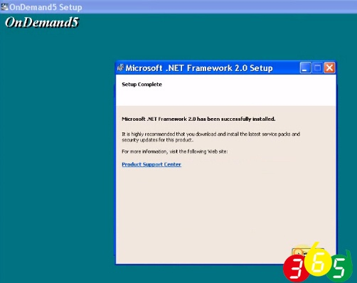 install-OnDemand-v5.8.2-on-XP-10