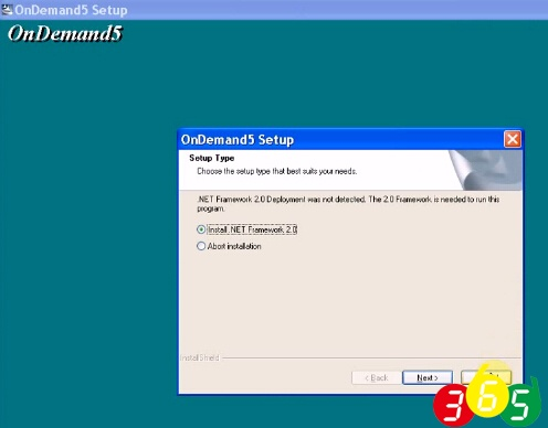 install-OnDemand-v5.8.2-on-XP-8