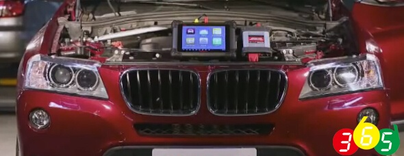 BMW-ECU-programming-with-Autel-Maxisys-pro-13