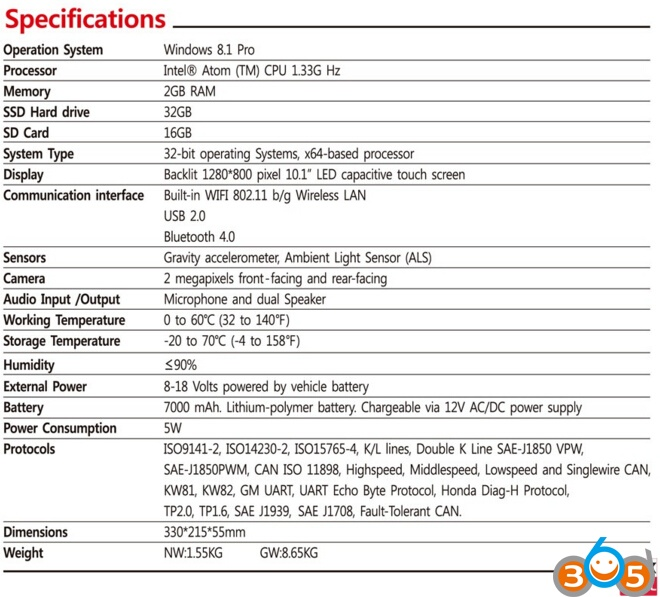 foxwell-gt80-plus-specifications