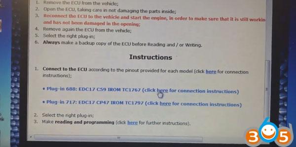 Ktag-clone-read-Opel-Insignia-ECU-EDC17C59-4