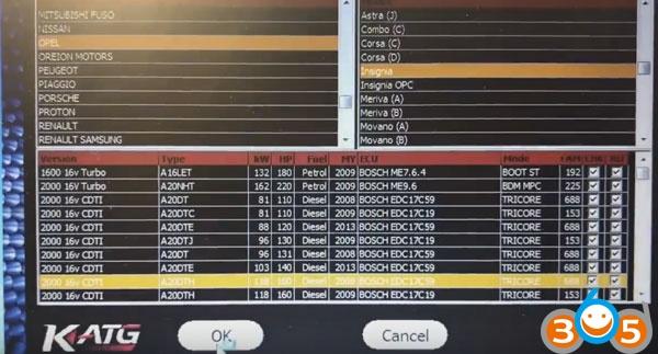 Ktag-clone-read-Opel-Insignia-ECU-EDC17C59-5