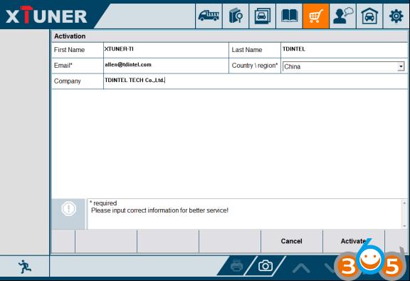 XTUNER-T1ユーザーマニュアルV8.14395