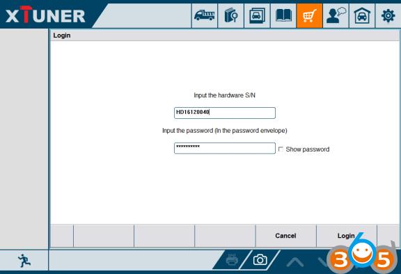 XTUNER-T1ユーザーマニュアルV8.15266
