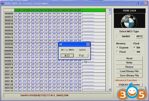 R280-BMW-CAS4-programmer-read-write-5M48H-eeprom-(15)