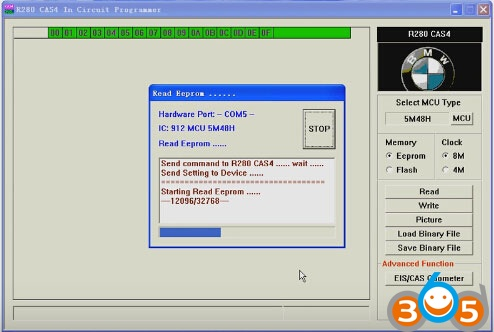 R280-BMW-CAS4-programmer-read-write-5M48H-eeprom-(6)