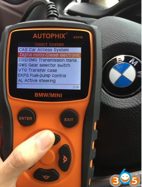 Autophix Es910 Bmw Scanner For Engine Abs Srs Gearbox Obdii365 Com Official Blog