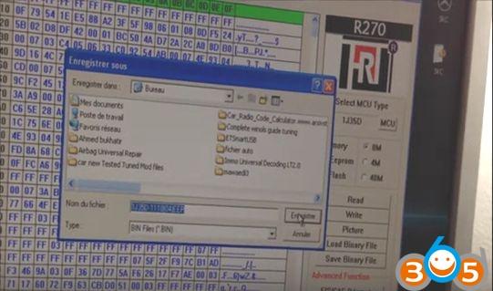 r270-programmer-read-mercedes-w203-1j35d-mcu-dump-manual-10