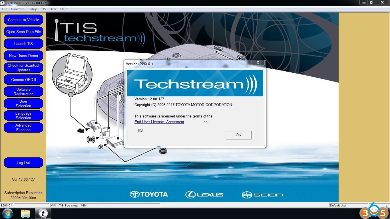 techstream toyota