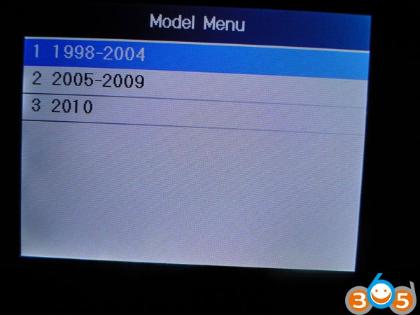 Autel AL619 Read ABS SRS on Discovery 1998-2004 | OBDII365 com