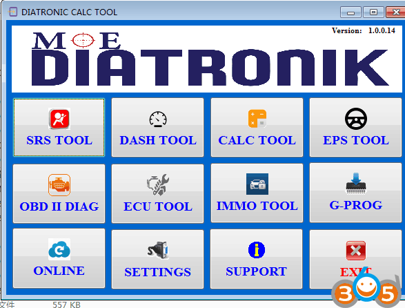 Diatronik -First Airbag Tool to Read ALL Renesas and Infineon via