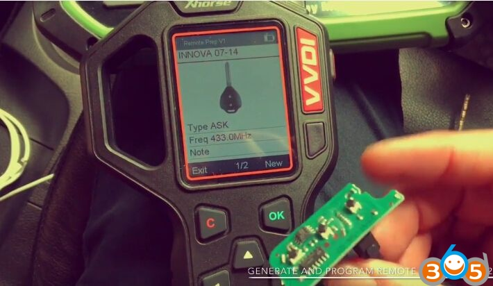 toyota-g-chip-key-programming-by-vvdi-key-tool-obdstar-x300-pro3-steps-3