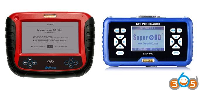 Skp1000 Vs Skp900 Skp 1000 Key Programmer Wins