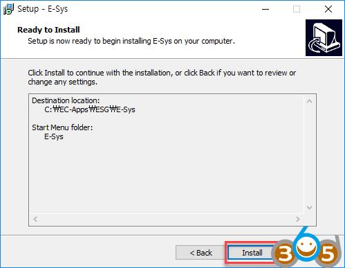 install-bmw-e-sys-8