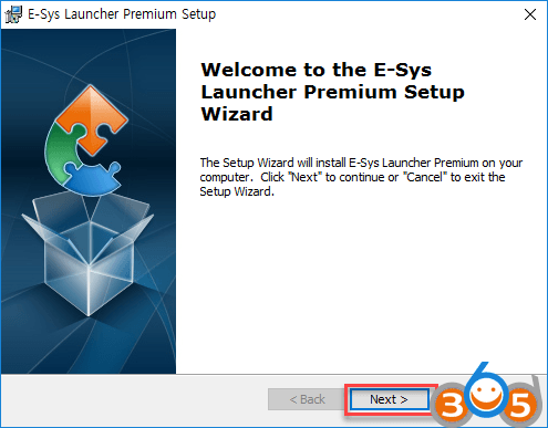 install-bmw-e-sys-launcher-4