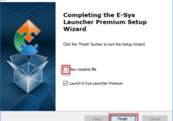 install-bmw-e-sys-launcher-7