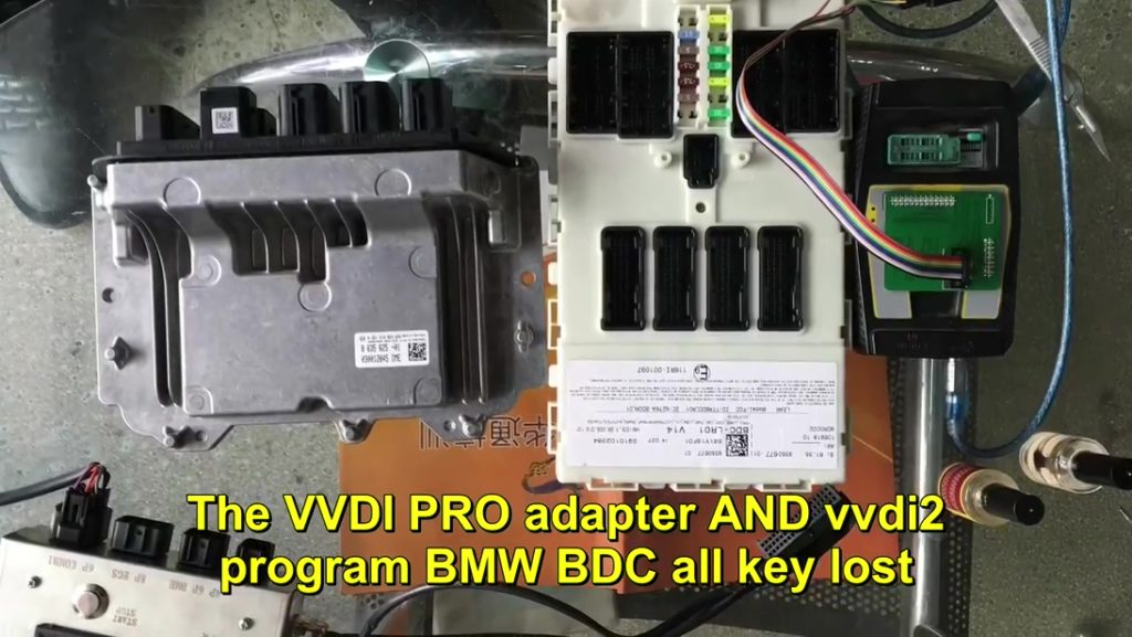 Vvdi pro adapter and vvdi2 program bmw bdc all key lost-01