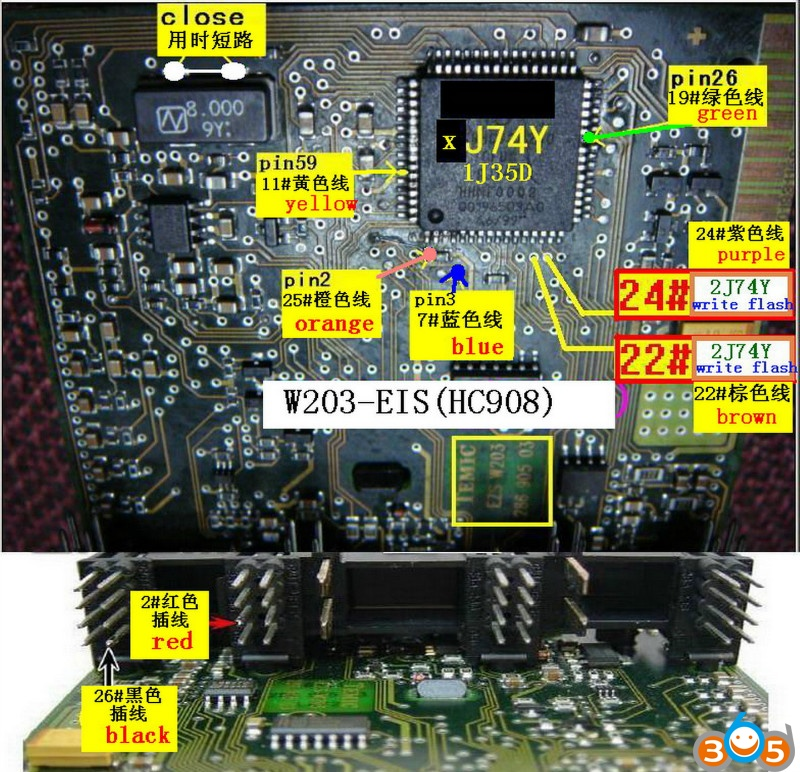 benz-EIS-908-912-9S12-câblage-10