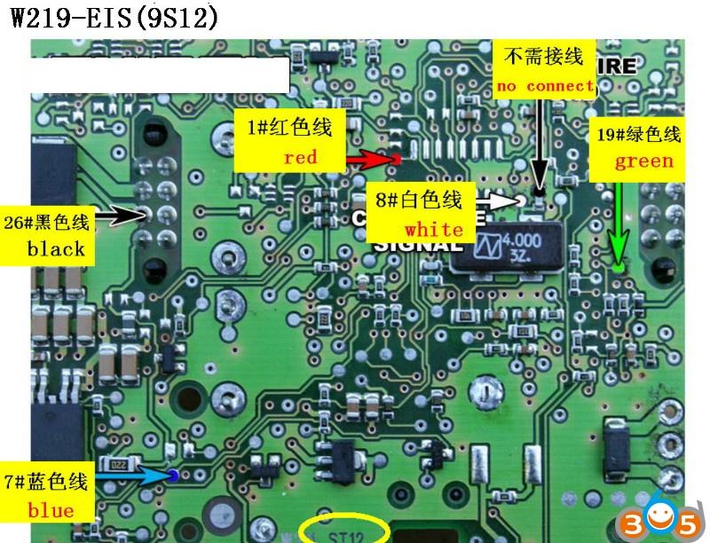 benz-EIS-908-912-9S12-câblage-9