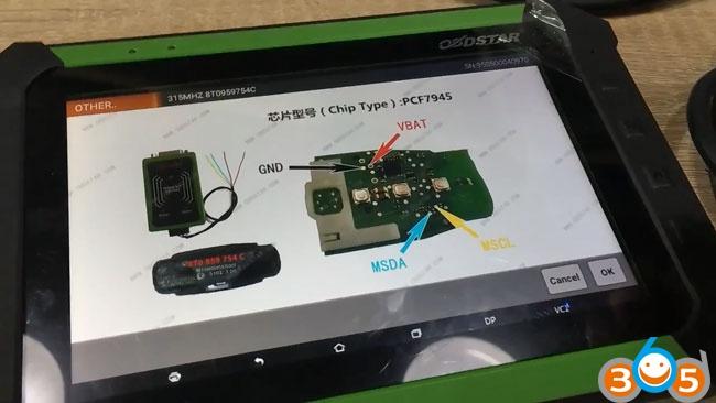 unlock-audi-pcf7945-remote-11