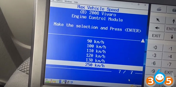 Vxdiag-Vcx-Nano-GM-speed-limiter-removal-42