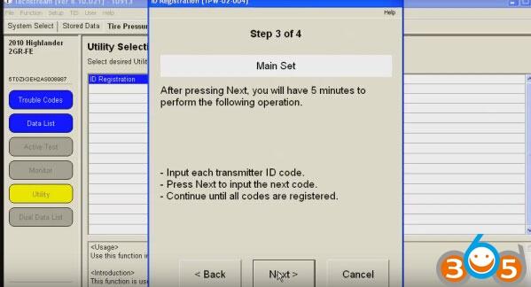 toyota-techstream-erase-code-c2122-11