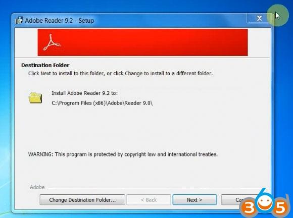 adobe reader 9 64 bit windows 7