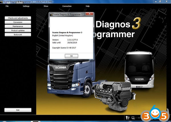 How to install Scania SDP3 2 31 1 Crack No Dongle on Windows