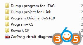 carprog-files