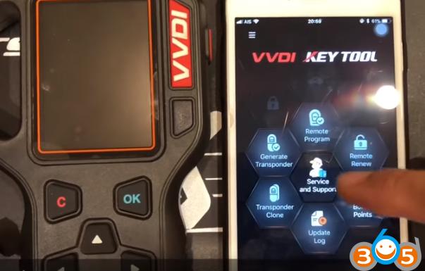 install-vvdi-clé-outil-app-11