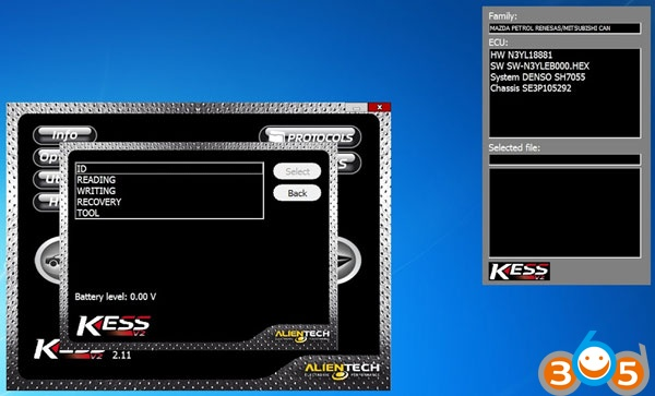 kess-disable-Mazda-RX-8-speed-limiter-16