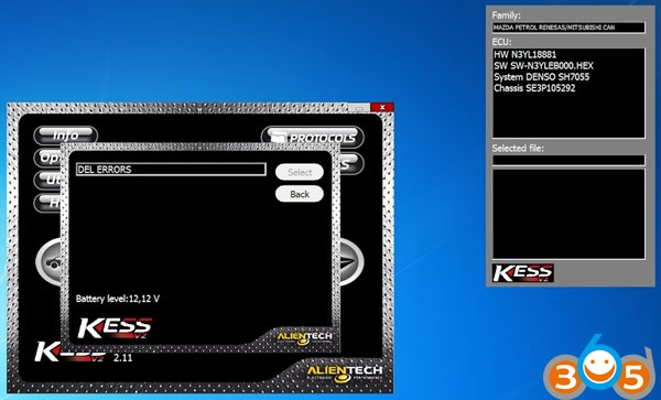 kess-disable-Mazda-RX-8-speed-limiter-17