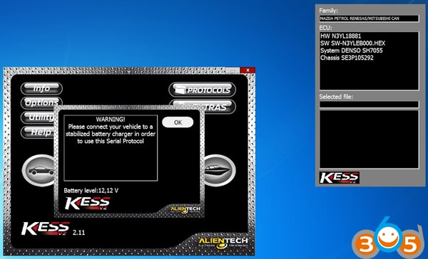 kess-disable-Mazda-RX-8-speed-limiter-18