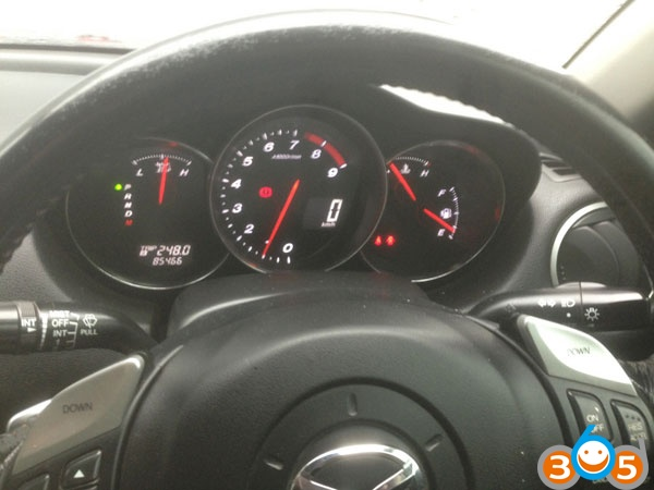 kess-disable-Mazda-RX-8-speed-limiter-19